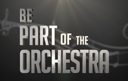 Image result for be a part of the orchestra